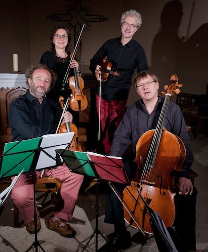 Les Musicales de Grospierres (Ardèche), concert de l'Académie Sainte Cécile le samedi 13 octobre à l'église de Comps