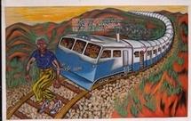 Cheik-Ledy, Nelson Mandela, 1990. Coutoisie CAAC – Collection Pigozzi, Geneva