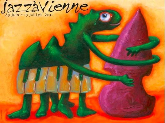31ème Festival Jazz à Vienne. Christophe Bonin nouveau directeur de Jazz à Vienne, du 29 juin au 13 juillet 2011