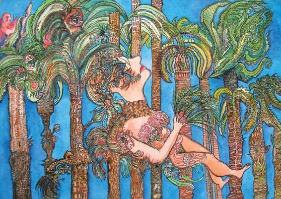 Exposition La Poupée, au-delà du miroir, galerie Claire Corcia, Paris, du 13 janvier au 5 mars 2011