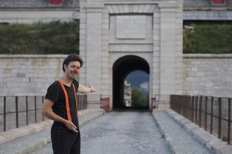 Le Centre des monuments nationaux organise Monument jeu d'enfant les samedi 20 et dimanche 21 octobre 2018 à la place forte de Mont-Dauphin