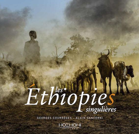 Les Ethiopies singulières, Georges Courrèges et Alain Sancerni, Editions Hozhoni