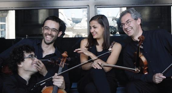 Quatuor Tetragone © DR