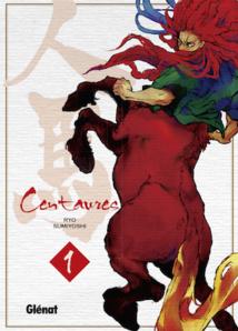 Centaures, de Ryo Sumiyoshi, Glénat, parution le 17 janvier 2018