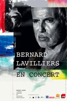Bernard Lavilliers en concert au Palais Nikaia à Nice, le 21 mars 2011.
