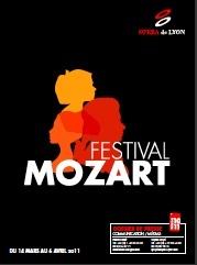 Festival Mozart : Cosi fan tutte, Les Noces de Figaro, Don Giovanni, à l'Opéra de Lyon, du 14 au 29 mars 2011.