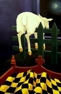 Exposition « A giant leap for a sheep » de Rieks Pepping à la galerie Toutes Latitudes, Vincennes, du 29 avril au 15 mai 2011