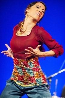 Danse et guitare unis dans le Flamenco à l'Hôtel des Vignes de Rivesaltes, les 12 et 13 mars 2011