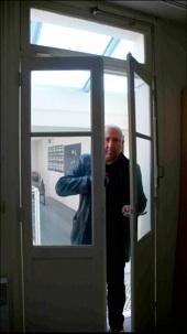Christian Boltanski © Anne Franski, 2010.