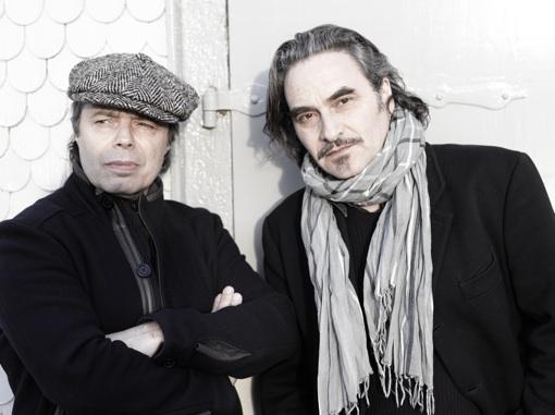 Stephan Eicher, Philippe Djian © DanielIfanger
