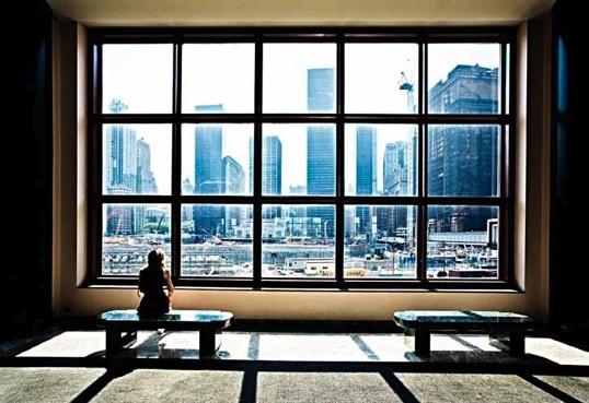 Série «Impressions of New York» (2007-2010), Ground Zero © Massimo Cristaldi/ Courtesy Galerie Images de Fer, Paris
