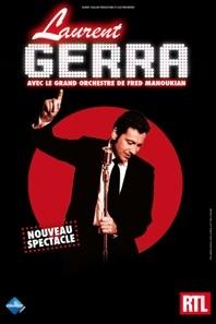 Laurent Gerra vendredi 20 mai 2011 au Palais Nikaia à Nice