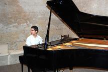Festival Ici&Demain - Thomas Bernon, piano, Maison de l'Argentine, Paris