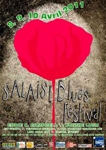 24ème Salaise Blues Festival, elles ont le blues dans la peau ! du 5 au 10 avril 2011