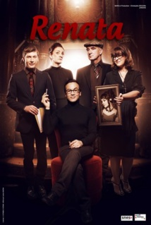 Tournon, Ciné-Théâtre : « Renata » une comédie satirique, originale et esthète de Javier Ulises Maestro, le 21/11/18