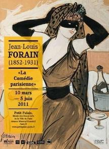Jean-Louis Forain (1852-1931) « La Comédie parisienne » au Petit Palais, Paris, du 10 mars au 5 juin 2011