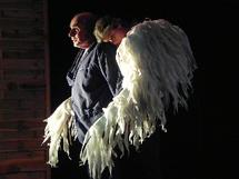 « Ça va », « Michu » et « Maman revient Pauvre orphelin » de Jean-Claude Grumberg, à Nyons, le 29 mars 2011