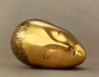 Constantin Brancusi La muse endormie [I], 1910 © 2011, ProLitteris, Zurich © Photo: Collection Centre Pompidou, Dist. RMN / Adam Rzepka