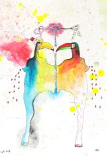 Jarry, Guadeloupe, T&T Art Contemporain : exposition Les Animaux, de Thierry Alet, du 29/11 au 31/12/18