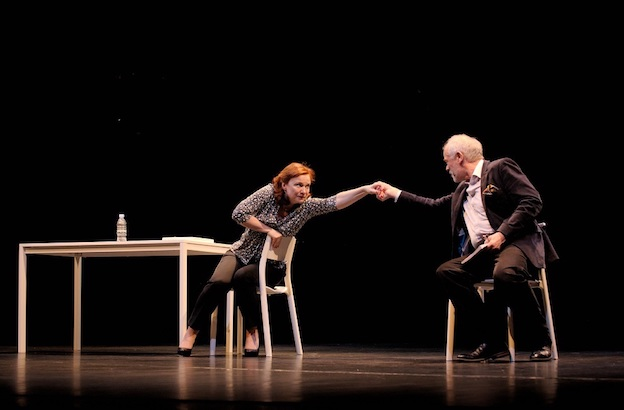 Isabelle Gardien et Bernard Lanneau © DR