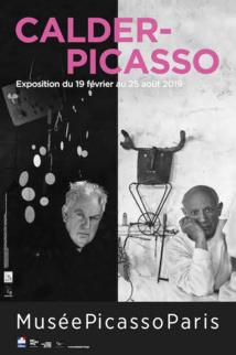 Paris, Musée national Picasso : exposition Calder-Picasso du 19/2 au 25/8/19