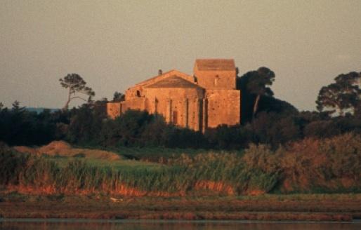 Abbaye de Maguelone © DR