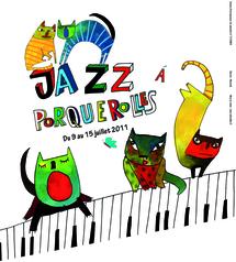 Jazz à Porquerolles, 10ème édition du 9 au 15 juillet 2011