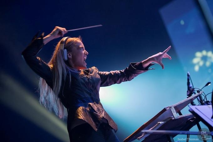 Eimear Noone dirige l'Orchestre National du Capitole de Toulouse le 5 mai © DR