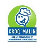CROQ'MALIN est une initiative des sociétés d'autoroutes organisée avec la participation de 15 enseignes commerciales du réseau autoroutier concédé
