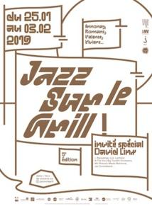 Valence, Champ de Mars, Jazz sur le grill #5 du 25.01 au 03.02 2019