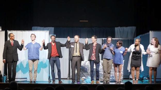 Don Giovanni – Mozart, soap opera pour 7 chanteurs lyriques et accordéon classique