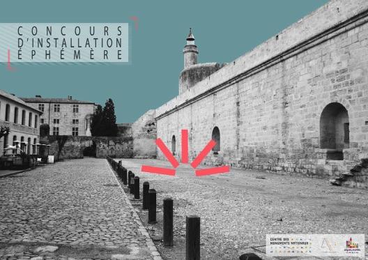 Aigues-Mortes : Concours d'installation éphémère, ouvert aux étudiants et aux jeunes diplômés en architecture