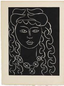 Nice, Musée Matisse : accrochage Pasiphaé, Chant de Minos, d'Henry de Montherlant (1944) du 30 janvier au 25 février 2019