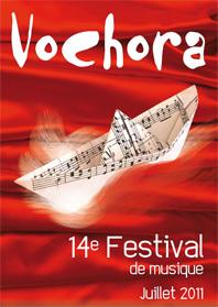 14e Festival Vochora, chœurs et chorales du monde, du 6 au 31 juillet en Ardèche