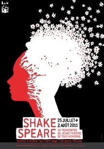 Festival Shakespeare, 12ème édition, du 25 juillet au 2 août 2011 à Tournon sur Rhône, Tain l'Hermitage, Lamastre, Mauves