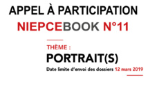 NiepceBook n°11 : appel à participation du 20 janvier au 12 mars 2019