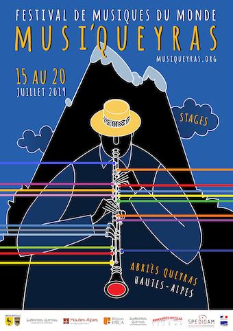 Abriès-en-Queyras (05), Festival Musi'Queyras : les stages durant le festival du 15 au 20 juillet 2019