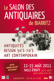 Salon des Antiquaires de Biarritz - Antiquités, Art Contemporain, Design 50's-70's