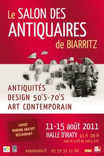 Salon des Antiquaires de Biarritz - Antiquités, Art Contemporain, Design 50's-70's