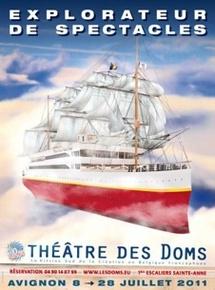 Festival d'avignon Off au théâtre des Doms, un air venu de Belgique