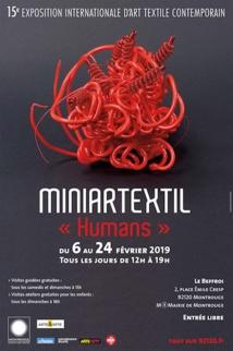 « Humans », Miniartextil à Montrouge du 6 au 24 février 2019
