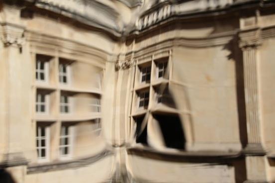 Suze la Rousse. Cliché sans retouche, sans Photoshop, pris du premier étage du château © Pierre Aimar 2011