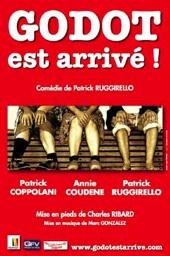 Avignon Off : « Godot est arrivé ! », comédie de Patrick Ruggirello au Théâtre de la Tâche d'encre