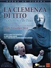 La Clémence de Titus / Mozart, en direct du Festival d'Aix-en-Provence dans une cinquantaine de cinémas en France