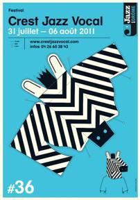 Crest jazz vocal du 31 juillet au 6 août 2011