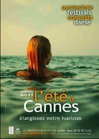 L'Eté à Cannes, surfe sur tous les horizons musicaux et artistiques