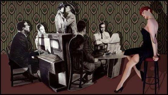 Kezban Arca Batibeki, Play it again Sam, courtesy C.A.M. Galeri