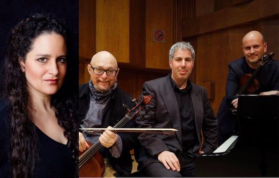 Tehila Nini Goldstein & Amber Trio