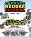 Garance Reggae Festival 2011 à Bagnols-sur-Cèze du 27 au 30 juillet 2011