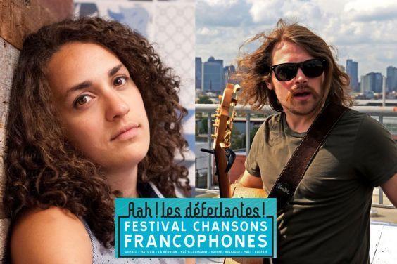 Festival Aah! Les déferlantes! concert à Hauterives (Drôme) vendredi 22/03 à 20H